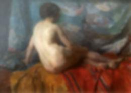 H.F. Boot - Vrouwelijk naakt
