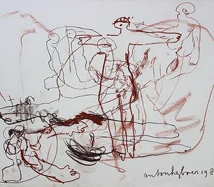 Anton Heyboer - Figuren
