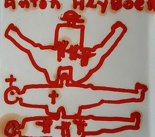 Anton Heyboer - Drie figuren