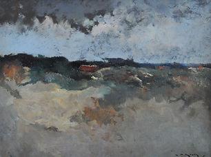 Piet Groen - Hollands landschap