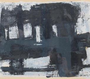Wim Motz - Abstracte compositie