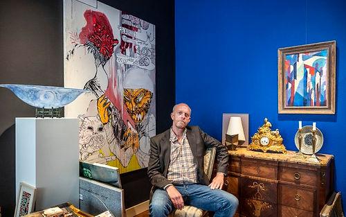 Raymond Hensgens - Galerie Nieuw Schoten