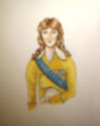 le petit roi Louis XVII, Louis Chiren, le retour du roi en France
