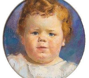 Albert Roelofs - Portret van Billy Hay