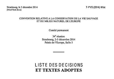 Berne décisions 2014.JPG