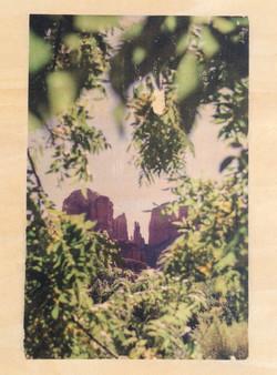 Sedona's Cathedral, 18x24cm