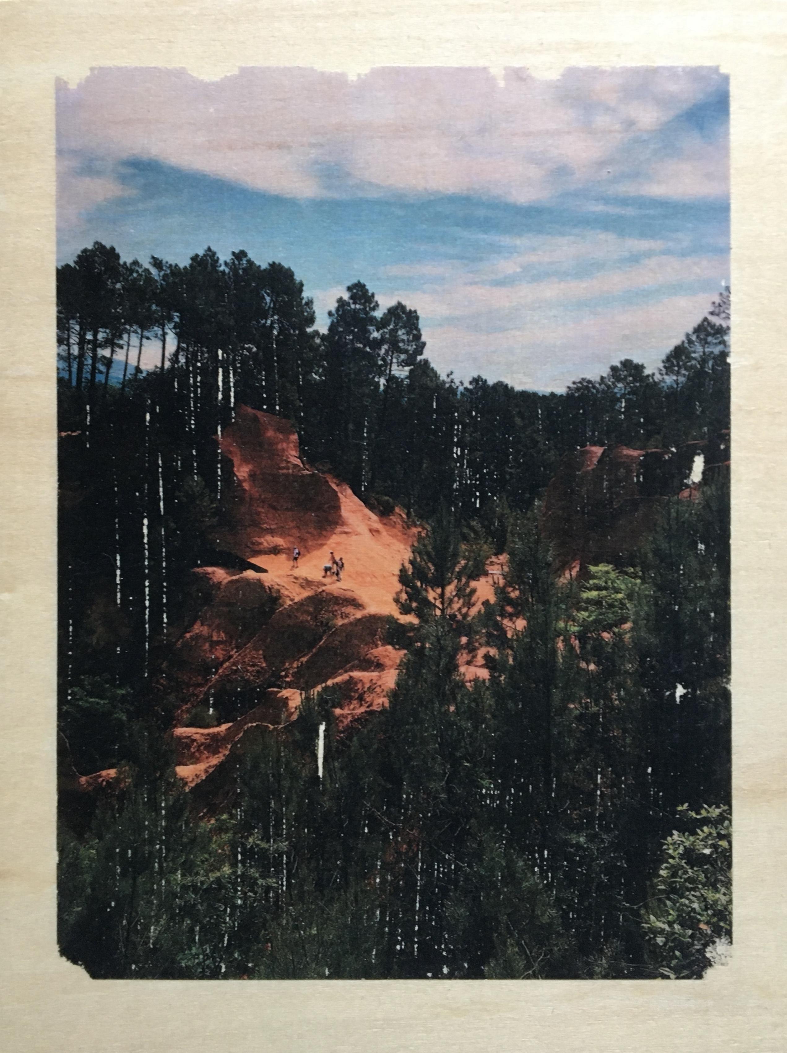 Roussillon, 15x20cm