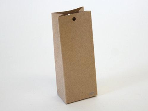 Karton naturel hoog zakje