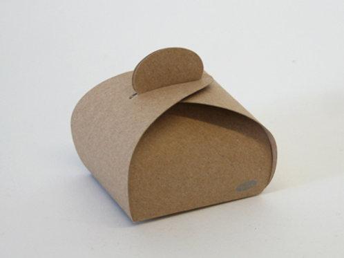 Karton naturel bonbondoosje