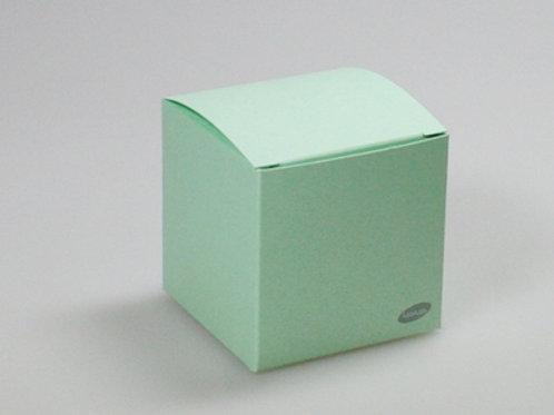 Lucht groen kubus