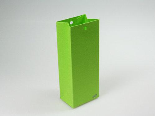 Fel groen hoog zakje
