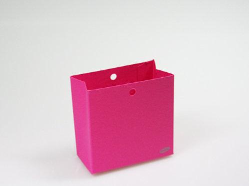 Fel roze laag zakje