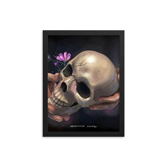Framed poster | Dar Vida