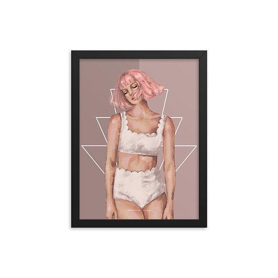 Framed poster | Blossom Explosion