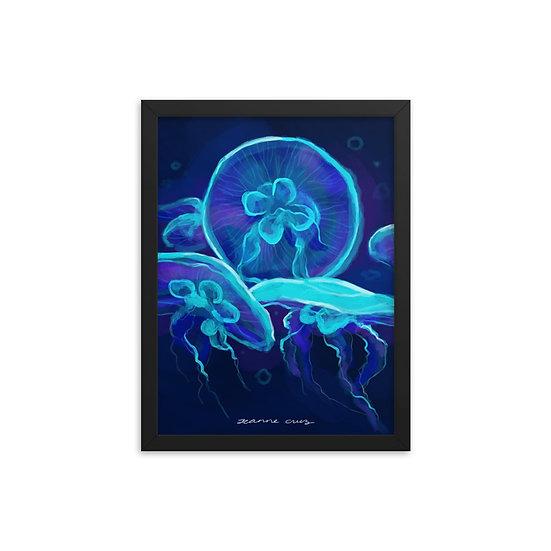 Framed poster | Beauty Far Deep
