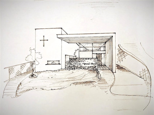 【BLOG】「丘の上の小さな教会」プロジェクト