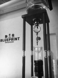 BLUEPRINTの水出しコーヒー