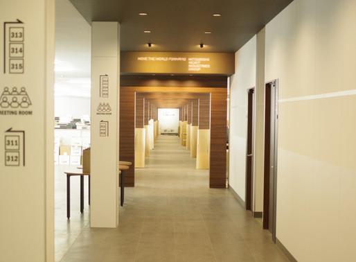 大型オフィス - 製造業 -