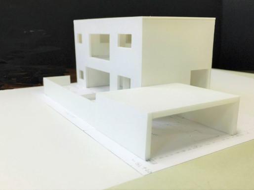 プレゼン用建築模型