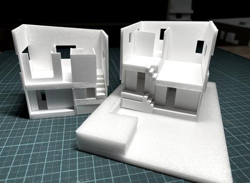 【BLOG】模型をデザインする