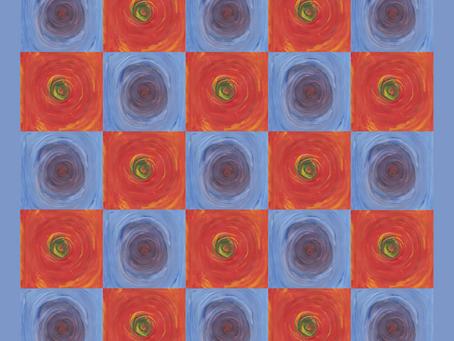 Bluered Vortices - Lockdown Series