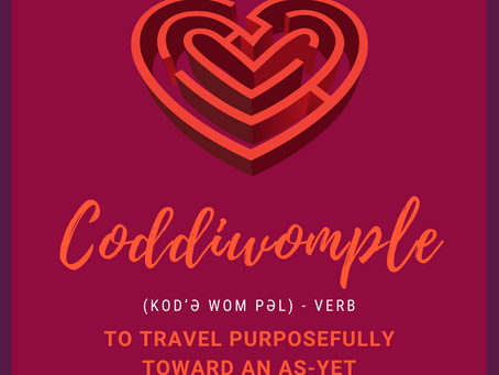 Coddiwompling, from Incoherence to Paradigm Shift