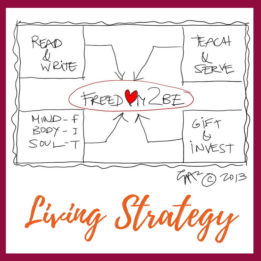 Freedom2BE strategy