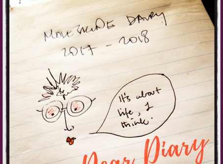 Dear Diary Rambling