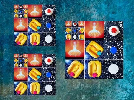 Cosmic Mundanity III - Lockdown Series