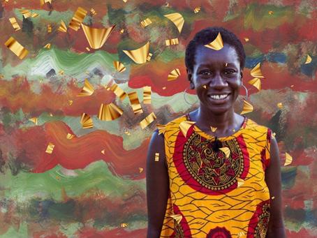 With AKADi, Abena Basks in Much Ghana Goodness