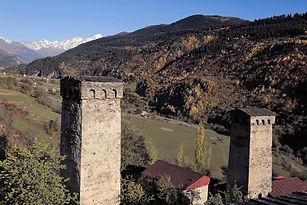 Global Tourism conquers Georgia's untamable Svaneti