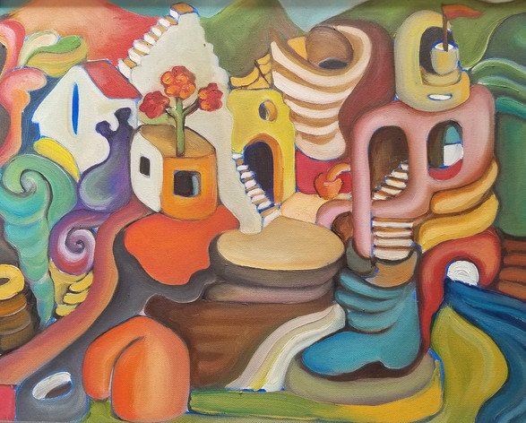 A Village Called Fantasia