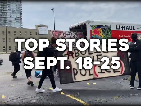 Top Stories | Sept. 18-25