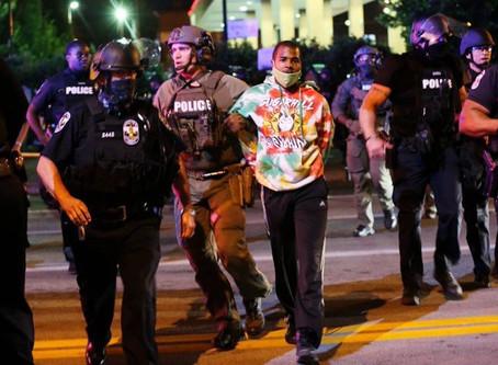 Video Vault: Riots 9-23-2020 [Louisville, Breonna Taylor Decision]