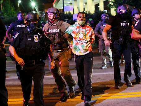 Video Vault: Riots 9-23-2020 [Louisville, Breonna Taylor Decision]