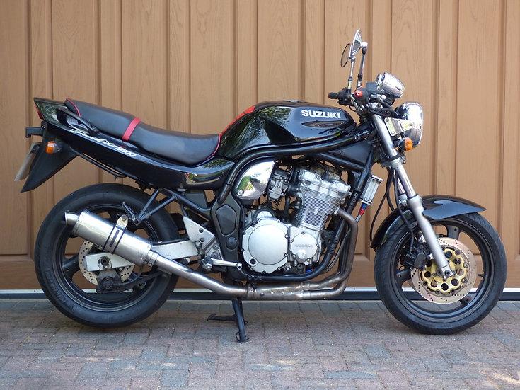 1998 Suzuki Bandit 600N