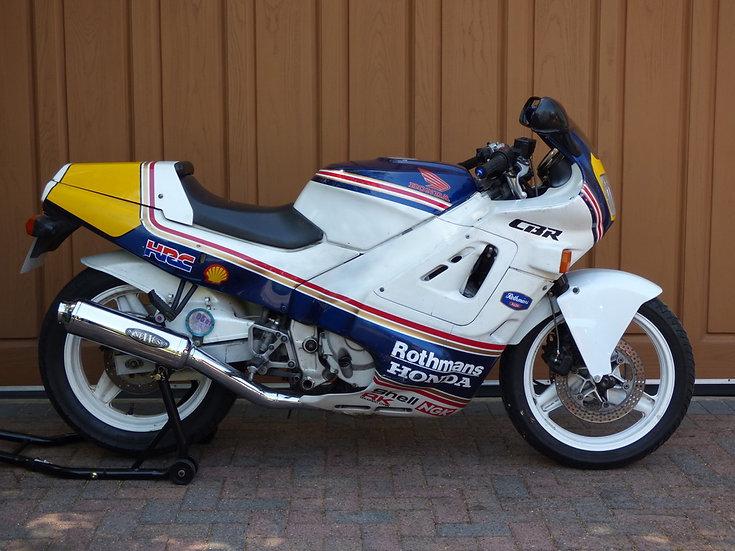 1988 Honda CBR600F-J  in Rare Rothmans Colours