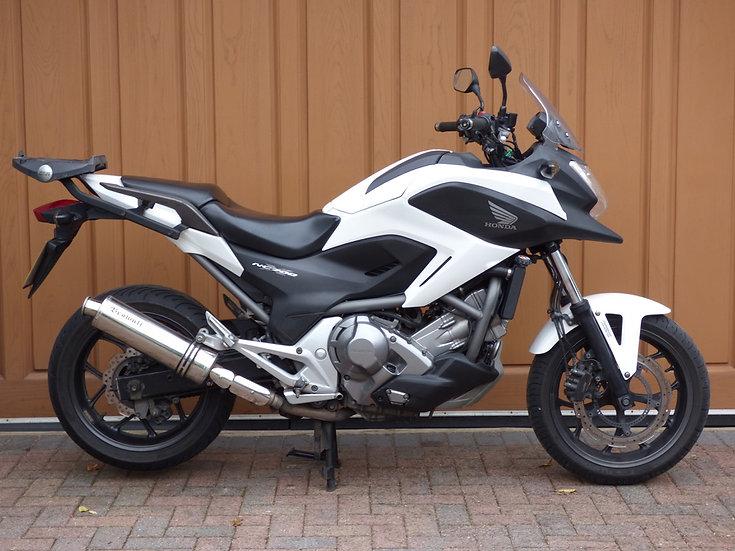 2013 Honda NC700X-DCT ABS