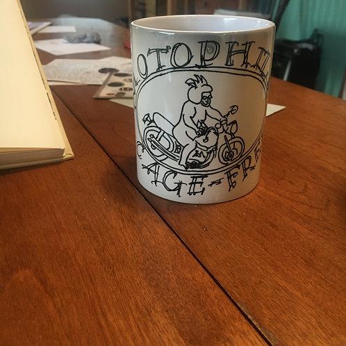 Cage Free Coffee Mug