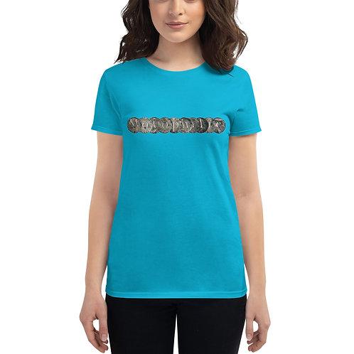 Women's Percussive Motophilic T-shirt
