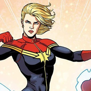 Nerd Alert: My Combination of Two Comic Book Super Heroines that Represent Me