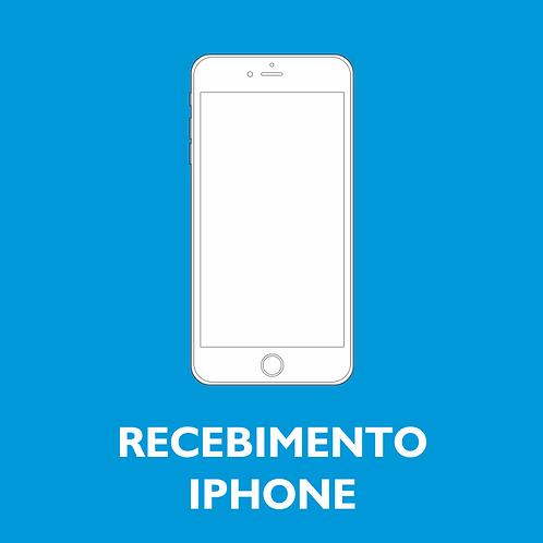 Recebimento Iphone