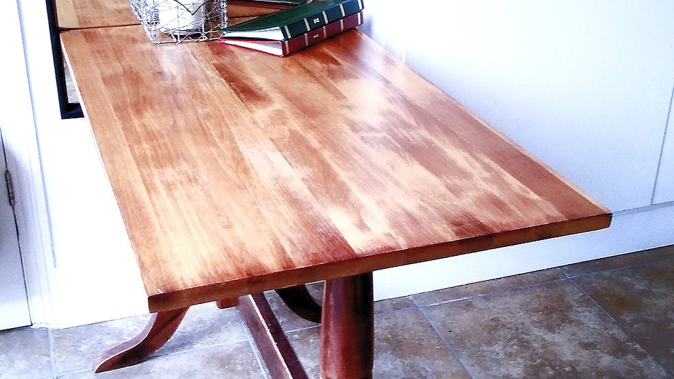 WELLINGTON RECLAIMED QUALITY OAK SERVING TABLE