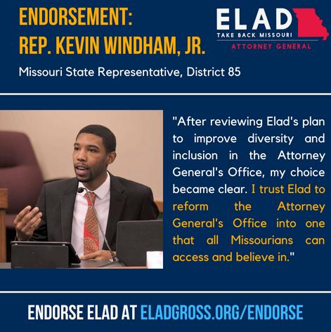 Rep. Kevin Windham