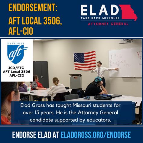 AFT Local 3506, AFL-CIO