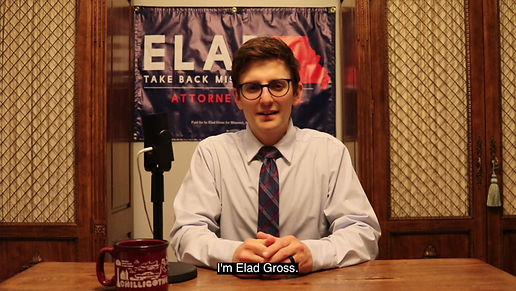 Elad Gross for Attorney General