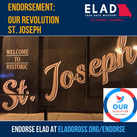 Our Revolution St. Joseph