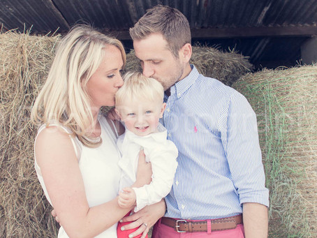 Preston Family Farm Photography Session