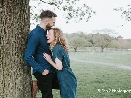 Becky and Tim's Engagment Shoot