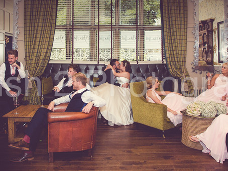 Helen and Ben get Married at Mitton Hall, Clitheroe